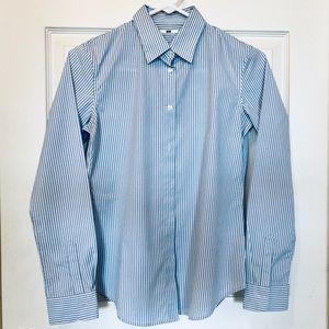 Pin stripes shirt
